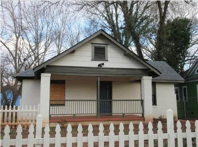 1396 Beatie Avenue SW, Atlanta, GA 30310 (MLS #6842979) :: RE/MAX Prestige