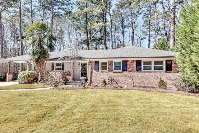 1602 Tamarack Trail, Decatur, GA 30033 (MLS #6843001) :: Scott Fine Homes at Keller Williams First Atlanta
