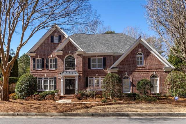 470 Stoney Ridge Court, Alpharetta, GA 30022 (MLS #6843018) :: North Atlanta Home Team
