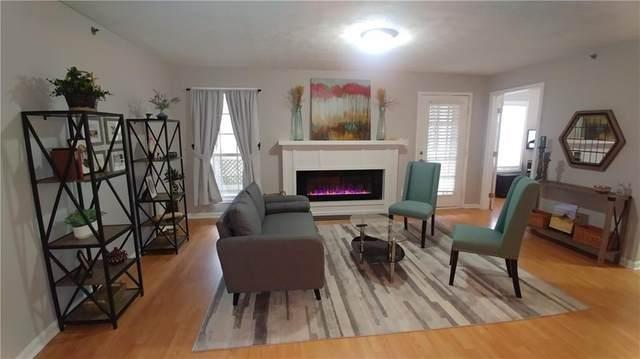 4081 Riverlook Parkway SE #105, Marietta, GA 30067 (MLS #6843025) :: Path & Post Real Estate