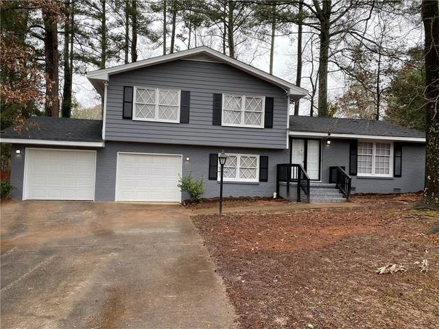3181 Wakefield Dr, Decatur, GA 30034 (MLS #6843065) :: The Zac Team @ RE/MAX Metro Atlanta