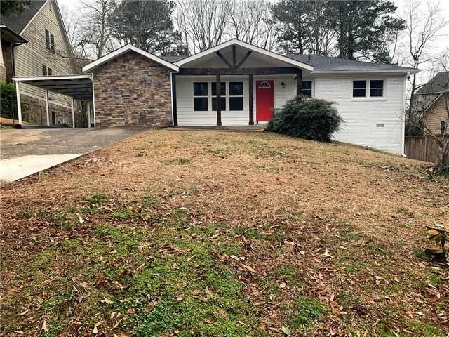 1450 Gaylor Drive SE, Smyrna, GA 30082 (MLS #6843086) :: North Atlanta Home Team