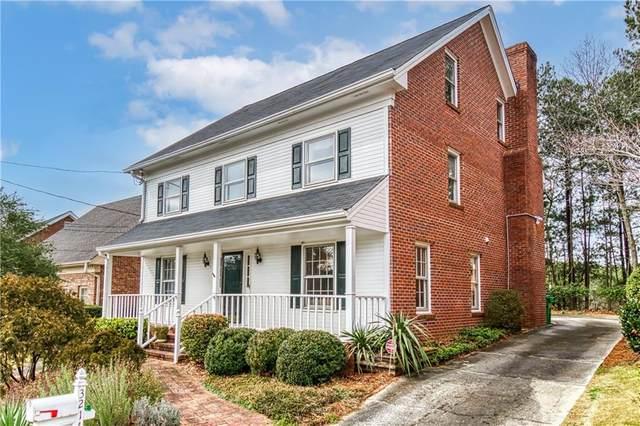 3214 Henderson Walk, Atlanta, GA 30340 (MLS #6843090) :: Path & Post Real Estate