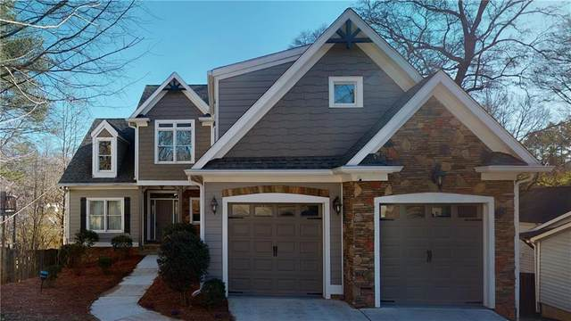 741 Milton Street, Scottdale, GA 30079 (MLS #6843094) :: North Atlanta Home Team