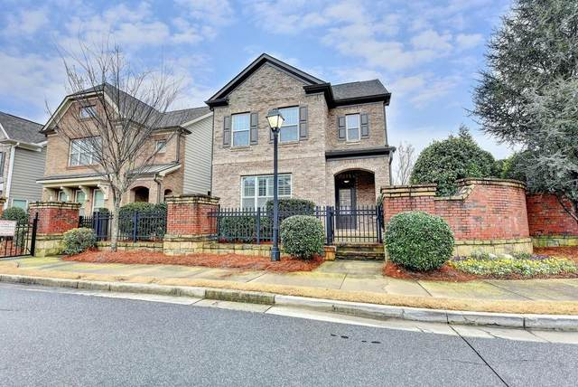 7585 Scarlet Drive, Alpharetta, GA 30005 (MLS #6843099) :: Path & Post Real Estate