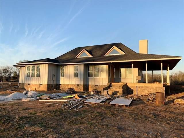 588 Darby Road, Adairsville, GA 30701 (MLS #6843130) :: Good Living Real Estate