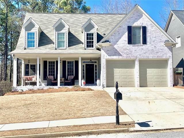 50 Yorkshire Lane, Villa Rica, GA 30180 (MLS #6843145) :: Scott Fine Homes at Keller Williams First Atlanta