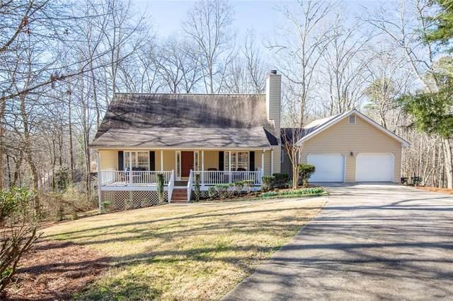 4060 Dorothy Drive, Cumming, GA 30041 (MLS #6843163) :: The Kroupa Team | Berkshire Hathaway HomeServices Georgia Properties