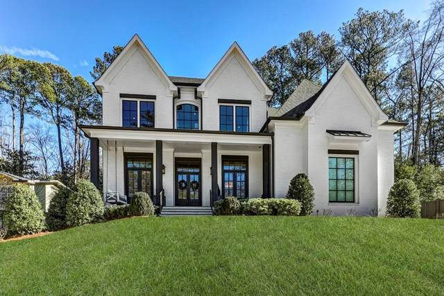 4429 Reid Lane NW, Atlanta, GA 30327 (MLS #6843166) :: The Butler/Swayne Team