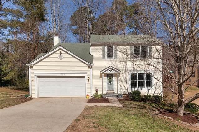 994 Madison Terrace NW, Acworth, GA 30102 (MLS #6843169) :: 515 Life Real Estate Company