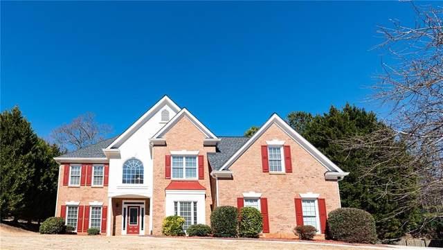 4522 Madison Ridge Place NW, Marietta, GA 30064 (MLS #6843178) :: Path & Post Real Estate