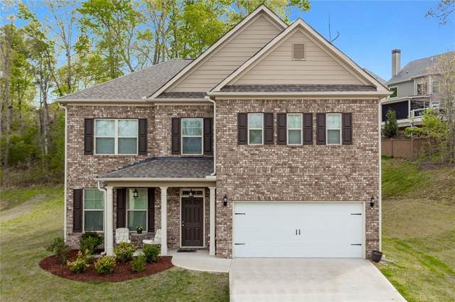 744 Midway Crossing, Canton, GA 30114 (MLS #6843220) :: The North Georgia Group