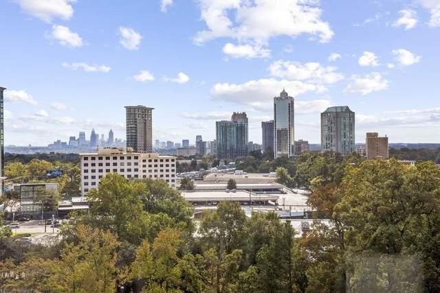 3040 Peachtree Road NW #811, Atlanta, GA 30305 (MLS #6843233) :: Path & Post Real Estate