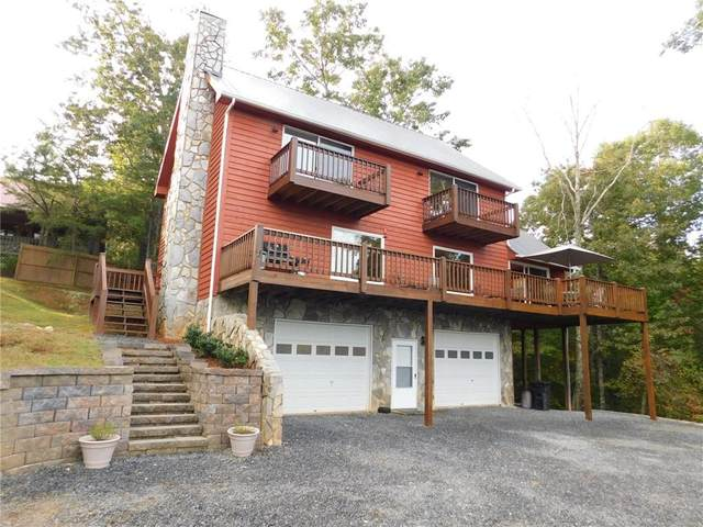271 Zane Drive, Ellijay, GA 30540 (MLS #6843247) :: City Lights Team | Compass