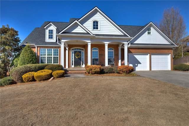 95 Colonial Circle NW, Cartersville, GA 30120 (MLS #6843250) :: Path & Post Real Estate