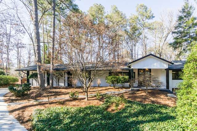 645 River Valley Road NW, Atlanta, GA 30328 (MLS #6843268) :: Compass Georgia LLC