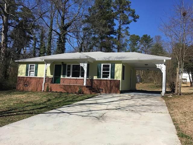 1592 Pendley Drive, Austell, GA 30168 (MLS #6843285) :: Path & Post Real Estate