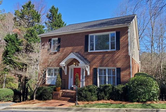 3839 Courtyard Drive, Atlanta, GA 30339 (MLS #6843293) :: The Realty Queen & Team