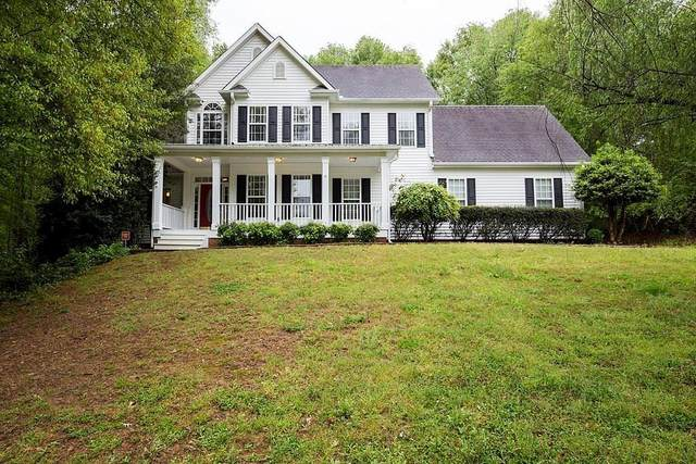 170 Sweetwater Drive, Fayetteville, GA 30214 (MLS #6843294) :: Path & Post Real Estate