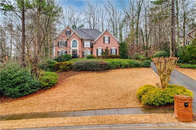 1388 Valley Reserve Drive NW, Kennesaw, GA 30152 (MLS #6843298) :: Good Living Real Estate