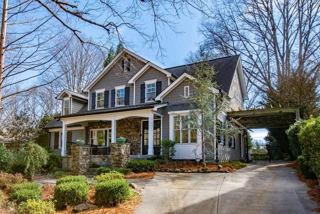 3235 Lavista Road, Decatur, GA 30033 (MLS #6843302) :: Path & Post Real Estate