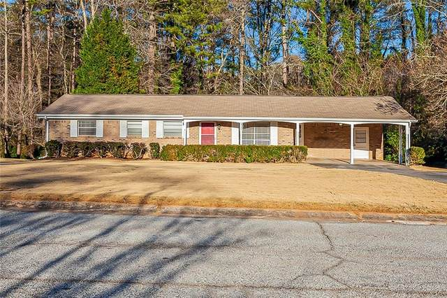 1545 Drayton Woods Drive, Tucker, GA 30084 (MLS #6843313) :: North Atlanta Home Team