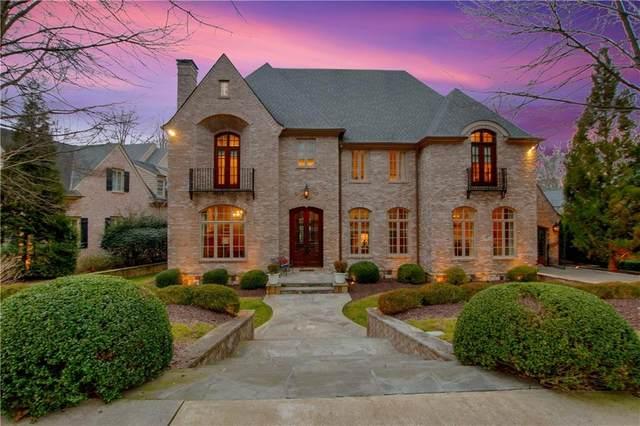 2640 Old Wesley Place NW, Atlanta, GA 30327 (MLS #6843324) :: Thomas Ramon Realty