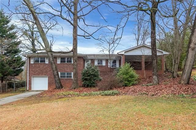 1801 Starlight Drive, Marietta, GA 30062 (MLS #6843327) :: Path & Post Real Estate