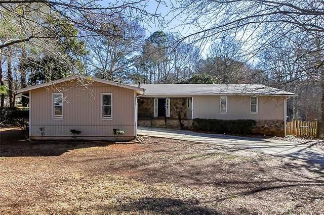 3296 Salem East Drive SE, Conyers, GA 30013 (MLS #6843333) :: Path & Post Real Estate