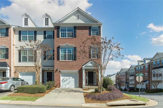 3670 Chattahoochee Summit Drive SE #19, Atlanta, GA 30339 (MLS #6843336) :: North Atlanta Home Team