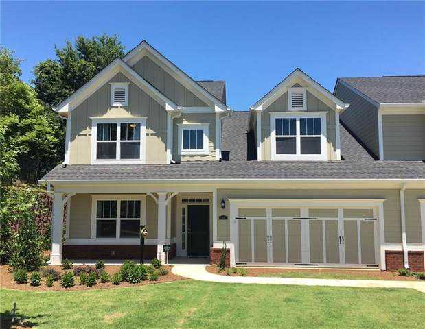 301 Lexington Green Pines #301, Cumming, GA 30040 (MLS #6843344) :: Path & Post Real Estate