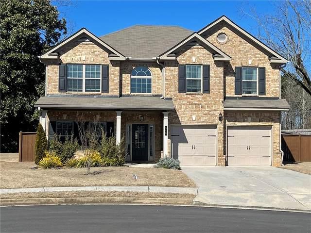 565 Dahlia Drive, Jonesboro, GA 30238 (MLS #6843346) :: North Atlanta Home Team