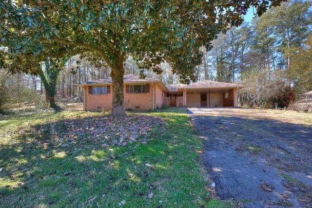 6 Hilltop Drive, Cartersville, GA 30120 (MLS #6843362) :: Path & Post Real Estate