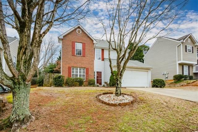 3854 Sunview Drive, Acworth, GA 30101 (MLS #6843368) :: North Atlanta Home Team