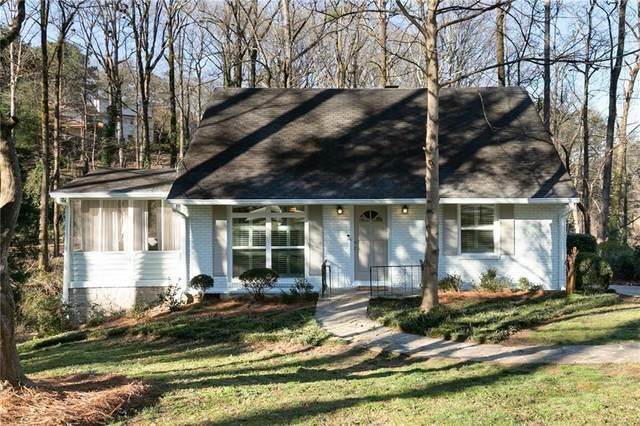 2604 Ridgemore Road NW, Atlanta, GA 30318 (MLS #6843372) :: Thomas Ramon Realty
