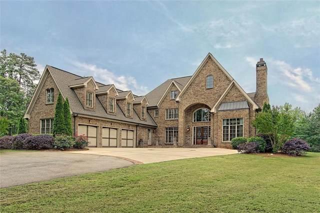 5237 Duncan Creek Road, Buford, GA 30519 (MLS #6843382) :: Scott Fine Homes at Keller Williams First Atlanta