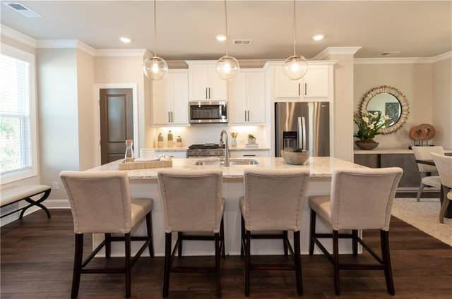 1328 Bennett Creek Overlook #146, Suwanee, GA 30024 (MLS #6843383) :: Path & Post Real Estate