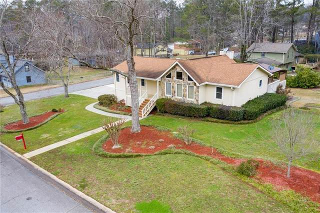 712 Stone Harbor Parkway SW, Marietta, GA 30060 (MLS #6843392) :: Path & Post Real Estate