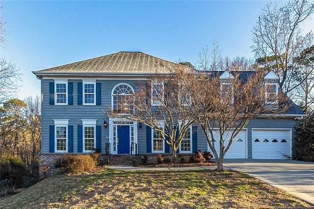 3196 Crestmont Way NW, Kennesaw, GA 30152 (MLS #6843397) :: North Atlanta Home Team
