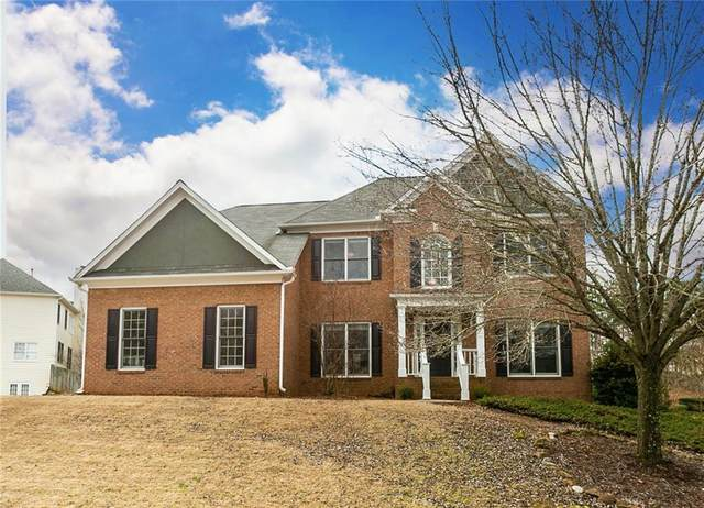 5010 Preservation Pointe NW, Kennesaw, GA 30152 (MLS #6843419) :: Path & Post Real Estate