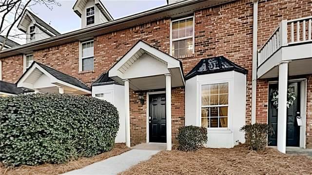 36 Intown Place, Fayetteville, GA 30214 (MLS #6843438) :: Thomas Ramon Realty