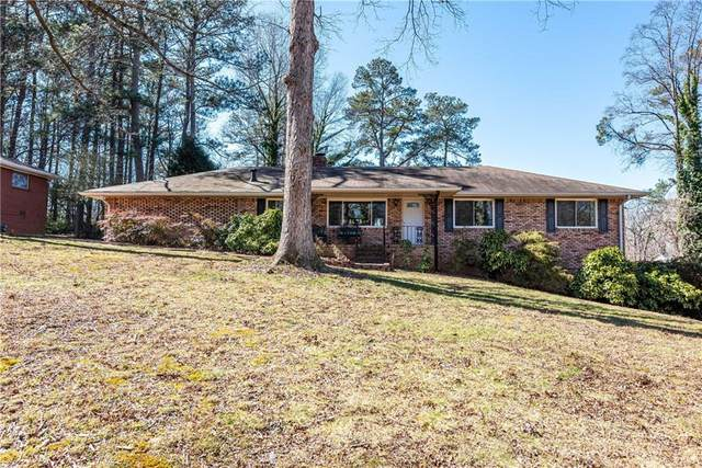 5436 Helen Place SW, Mableton, GA 30126 (MLS #6843485) :: North Atlanta Home Team