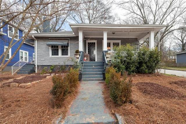 1258 Hill Street SE, Atlanta, GA 30315 (MLS #6843497) :: The Butler/Swayne Team