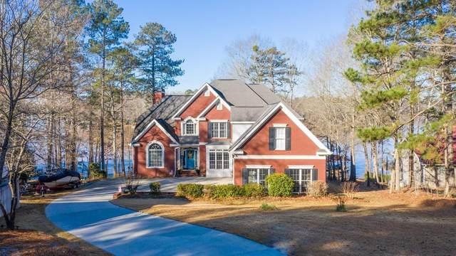 108 Shoreline Court, Eatonton, GA 30124 (MLS #6843500) :: North Atlanta Home Team