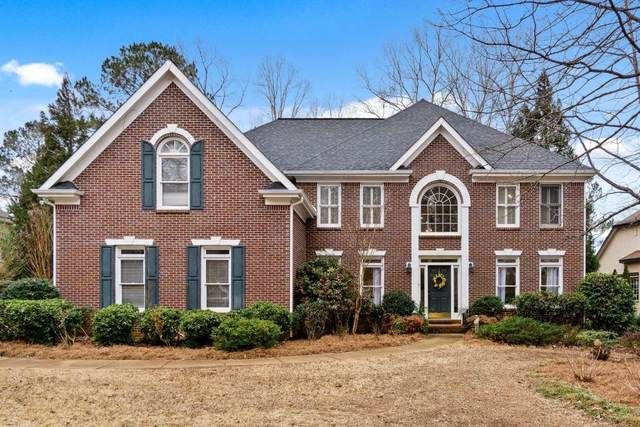 230 W Ridge Drive, Canton, GA 30114 (MLS #6843509) :: Path & Post Real Estate