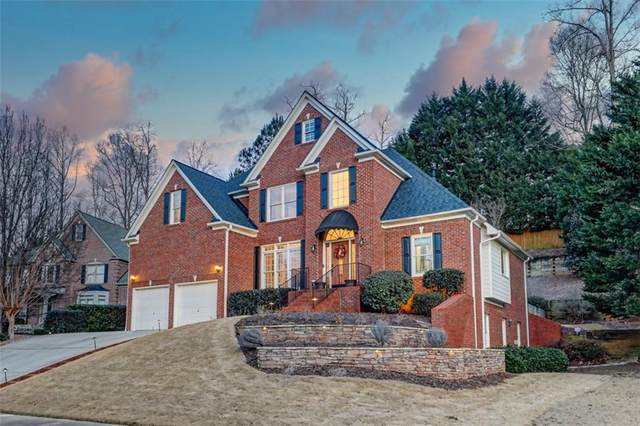 1331 Cameron Glen Drive, Marietta, GA 30062 (MLS #6843527) :: Scott Fine Homes at Keller Williams First Atlanta