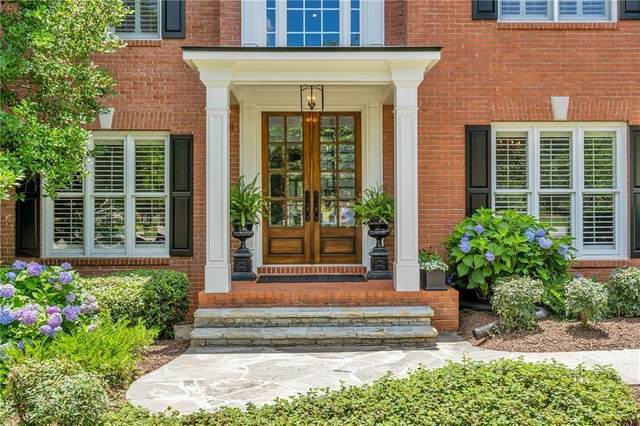 1170 Chasewood Trail, Alpharetta, GA 30005 (MLS #6843555) :: North Atlanta Home Team