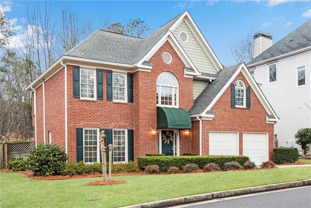 4427 Village Springs Run, Dunwoody, GA 30338 (MLS #6843584) :: Scott Fine Homes at Keller Williams First Atlanta