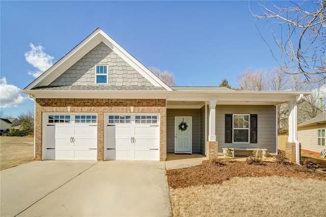 503 Reece Trail, Ball Ground, GA 30107 (MLS #6843605) :: 515 Life Real Estate Company