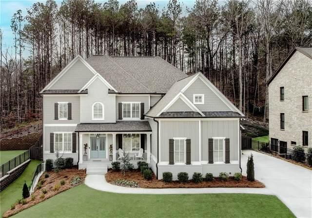 613 Rocky Creek Point, Woodstock, GA 30188 (MLS #6843646) :: 515 Life Real Estate Company